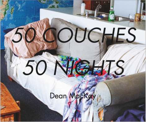 ON SALE NOW! 50 Couches in 50 Nights